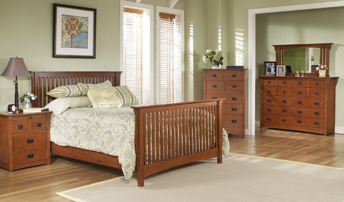 Brook Hollow Bedroom Collection