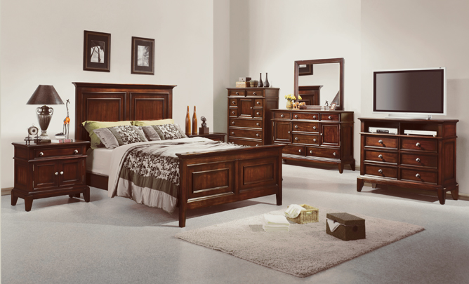 Lancaster Bedroom Collection